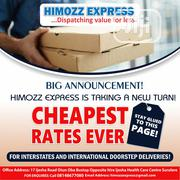 Affordable Interstate And International Doorstep Deliveries | Logistics Services for sale in Lagos State, Surulere