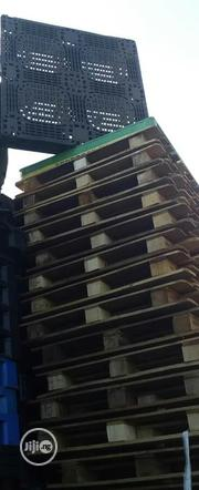 Stackable Wood Pallets | Building Materials for sale in Lagos State, Agege