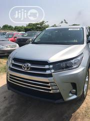Toyota Highlander 2018 Silver | Cars for sale in Lagos State, Lagos Mainland