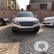 Honda Accord CrossTour 2013 White | Cars for sale in Lagos State, Ikeja