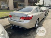Honda Accord 2014 Gold | Cars for sale in Lagos State, Ikoyi