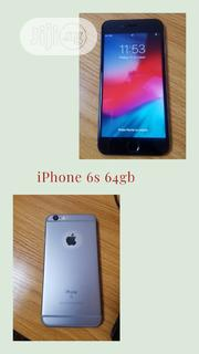 Apple iPhone 6s 64 GB Silver   Mobile Phones for sale in Lagos State, Lagos Island