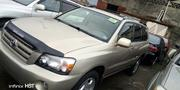Toyota Highlander 2008 Gold | Cars for sale in Lagos State, Apapa