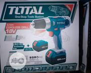 Total Drilling Machine 18v | Electrical Tools for sale in Lagos State, Lagos Island