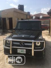 Mercedes-Benz G-Class 2004 Black | Cars for sale in Lagos State, Amuwo-Odofin