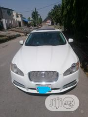 Jaguar XF 2010 White | Cars for sale in Abuja (FCT) State, Central Business District