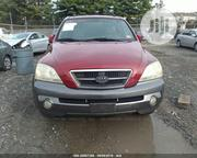 Kia Sorento 2004 EX Red | Cars for sale in Lagos State, Ifako-Ijaiye
