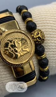 Designer Leather Bracelet And Bead | Jewelry for sale in Lagos State, Lagos Island