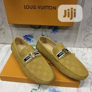 Loius Vuitton Quality Leather Shoes For Men/Guy's Available In Size | Shoes for sale in Lagos State, Lekki Phase 1