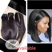 """10"""" Double Dron Human Hair With Kim K Closure Available 
