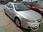 Acura TL 2006 Automatic Silver | Cars for sale in Lagos State, Isolo