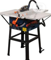 Power Devil Wood Table Saw Machinery 10inchs | Manufacturing Equipment for sale in Lagos State, Lagos Island