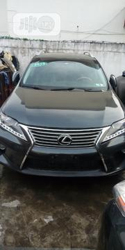 Lexus RX 350 2010 Black   Cars for sale in Lagos State, Maryland