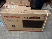 50 Inch POLYSTAR UHD CURVED Smart 4k TV | TV & DVD Equipment for sale in Lagos State, Amuwo-Odofin