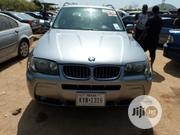 BMW X3 2006 3.0i Gray | Cars for sale in Abuja (FCT) State, Kubwa