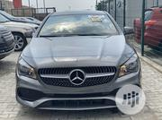 Mercedes-Benz CLA-Class 2018 Gray | Cars for sale in Lagos State, Lekki Phase 1