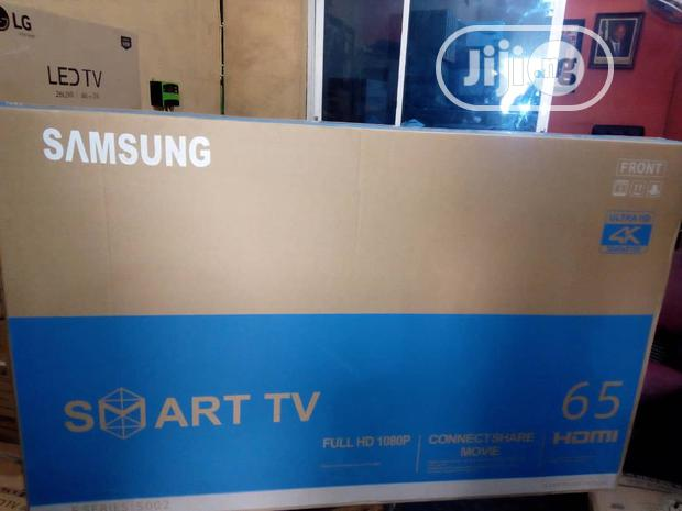 Samsung 65 Inches Smart LED HDMI TV Promo Price