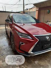 Lexus RX 2019 350 F Sport AWD Red | Cars for sale in Lagos State, Surulere