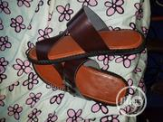 Original Hand Made Italian Leather Palm   Shoes for sale in Lagos State, Lekki Phase 1