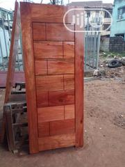 Flat Panel Mahogany Door | Doors for sale in Lagos State, Mushin
