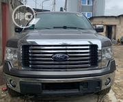 Ford F150 2012 Gray Octobus Clean Ride Accident Free | Trucks & Trailers for sale in Lagos State, Oshodi-Isolo