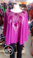 Lovely Purple Sequence Top For Ladies | Clothing for sale in Ajah, Lagos State, Nigeria