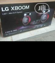 LG Xboom Cj87 Mini Hifi Sound System 2350W Rms Promo Price | Audio & Music Equipment for sale in Lagos State, Ojo
