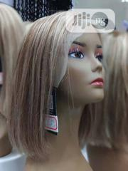 Double Drawn Bob Wig | Hair Beauty for sale in Abuja (FCT) State, Wuse 2