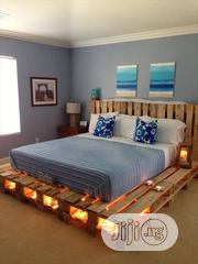 Wooden Pallets Bed Frames | Furniture for sale in Lagos State, Lagos Mainland