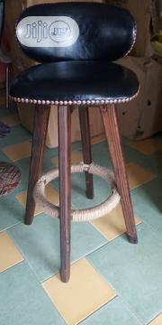 Wooden Bar Stool | Furniture for sale in Lagos State, Lekki Phase 1