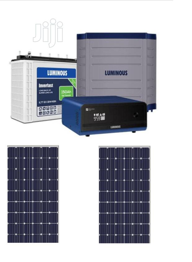Complete Solar Generator For Homes Guaranteed To Work