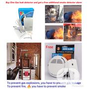 Gas Leak Detector Alarm + Free Smoke Alarm | Safety Equipment for sale in Enugu State, Enugu