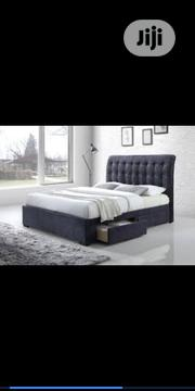 Bed Frame With Cabord   Furniture for sale in Lagos State, Ikeja