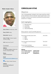 Part-time & Weekend CV | Part-time & Weekend CVs for sale in Abuja (FCT) State, Gwarinpa