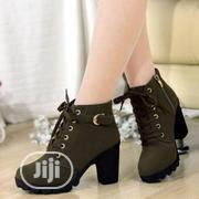 Ladies Ankle Winter Heels Boot | Shoes for sale in Lagos State, Ojodu