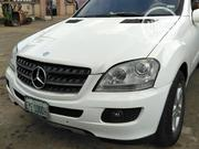 Mercedes-Benz M Class 2008 White | Cars for sale in Oyo State, Ibadan North West