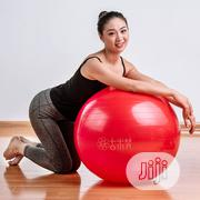 High Quality Anti-burst Gym Ball With Air Pump | Sports Equipment for sale in Lagos State, Yaba