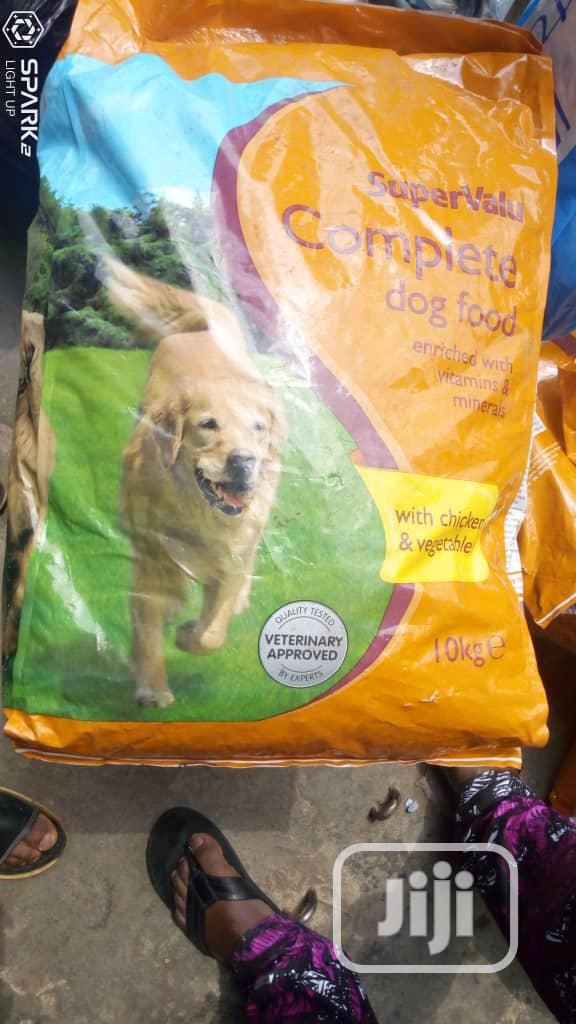 Archive: Puppy Adult Dog Food