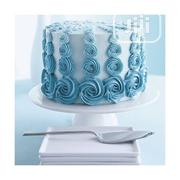 Swirl Blue Icing Cake | Party, Catering & Event Services for sale in Oyo State, Ibadan North West