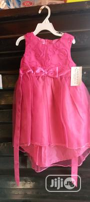 Quality US Pink Ball Gown for Girls | Children's Clothing for sale in Lagos State, Amuwo-Odofin