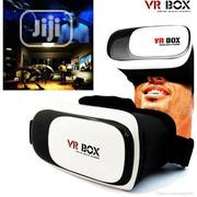 VR Box Virtual Reality Glasses 3D VR Box Headset | Accessories for Mobile Phones & Tablets for sale in Lagos State, Ikeja