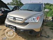 Honda CR-V 2007 EX Automatic Gold   Cars for sale in Lagos State, Amuwo-Odofin