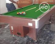 Coin Operated Snooker Pool Table With Full Accessories | Sports Equipment for sale in Lagos State, Surulere