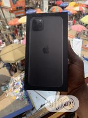 New Apple iPhone 11 Pro Max 64 GB Black | Mobile Phones for sale in Lagos State, Ikeja