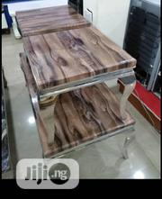 Marble Center Table 2side Stool(Lagos Location) | Furniture for sale in Enugu State, Nsukka