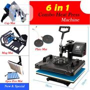 6 In 1 Multi-function Digital Heat Press Machine | Printing Equipment for sale in Abuja (FCT) State, Gwarinpa
