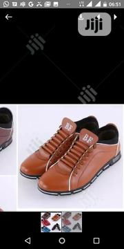 Light Brown Men Cute Sneakers | Shoes for sale in Lagos State, Isolo