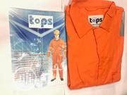 Orange Color Coverall | Safety Equipment for sale in Lagos State, Lagos Island
