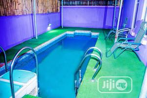 New 5 Bedroom Fully Detached Duplex With Swimming Pool For Shortlet