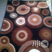 Carton Brown And Gold With Black Centre Rugs 6 By 9   Home Accessories for sale in Lagos State